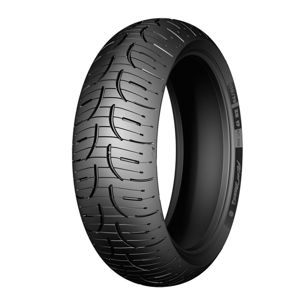 Pneu Michelin 190/50 ZR17 73W TL Pilot Road 4 - Traseiro
