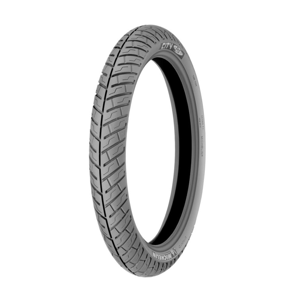 Pneu Michelin 2.75-18 48S TT City Pro Dianteiro Strada / Titan / YBR Factor