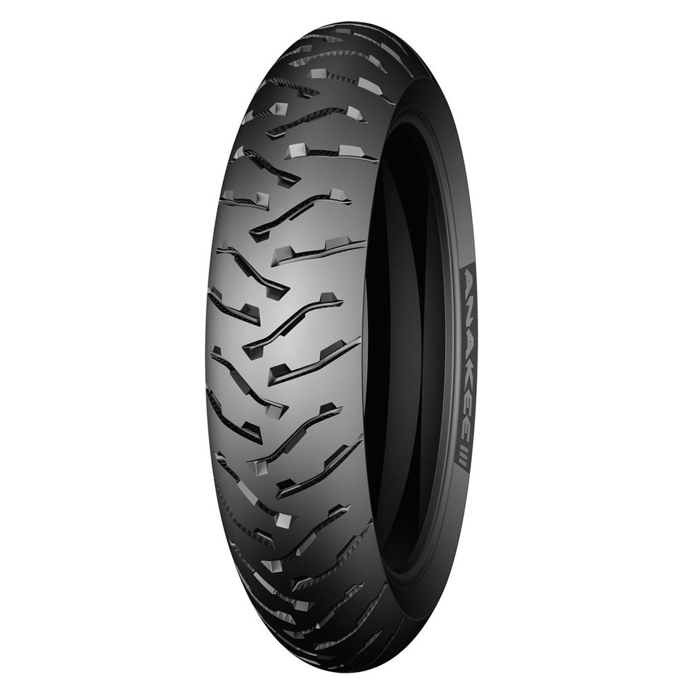 Pneu Michelin 120/70 R19 60V Tl/Tt Anakee 3 - Dianteiro