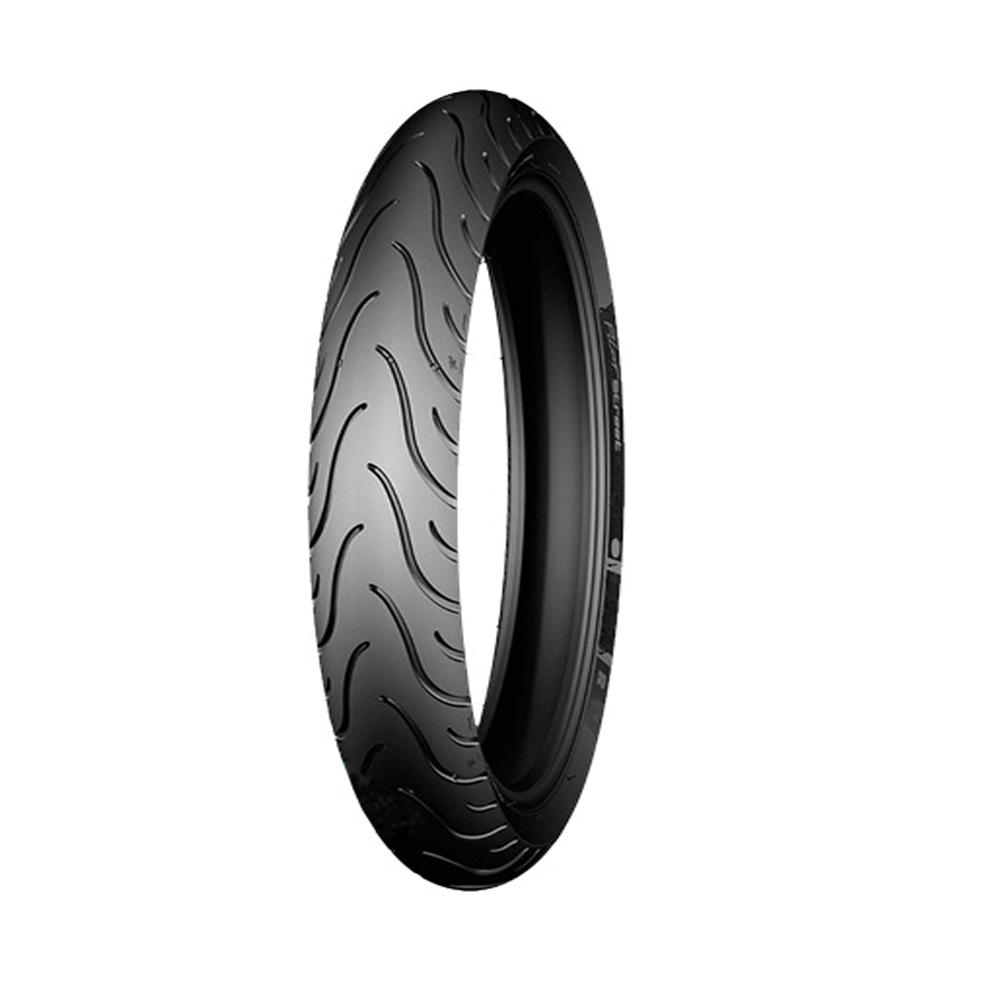 Pneu Michelin 120/70 R17 58W TL/TT Pilot Street - Dianteiro