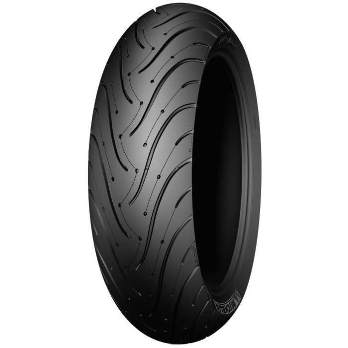 Pneu Michelin 190/50 ZR17 73W Pilot Road 3 - Traseiro