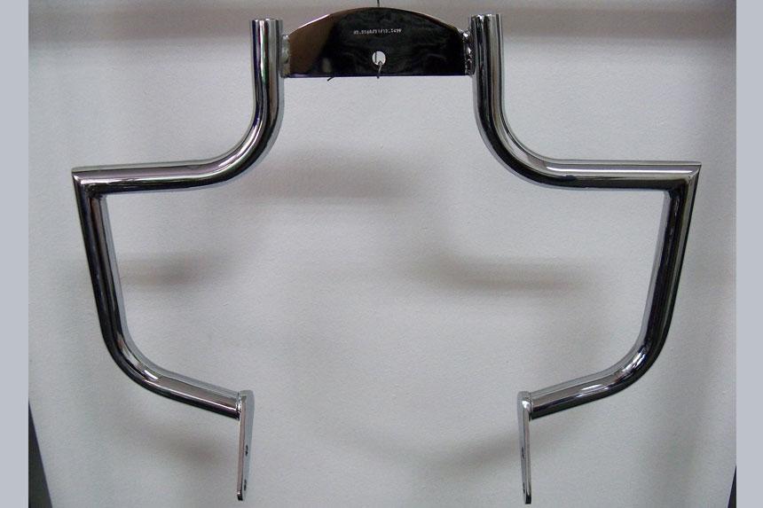 Protetor de Motor para Harley Davidson Dyna Fat Bob Escudo tubo - Customer