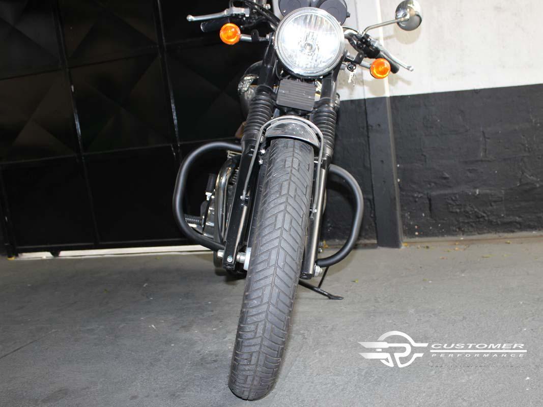 Protetor de Motor para Triumph Bonneville Tradicional - Customer