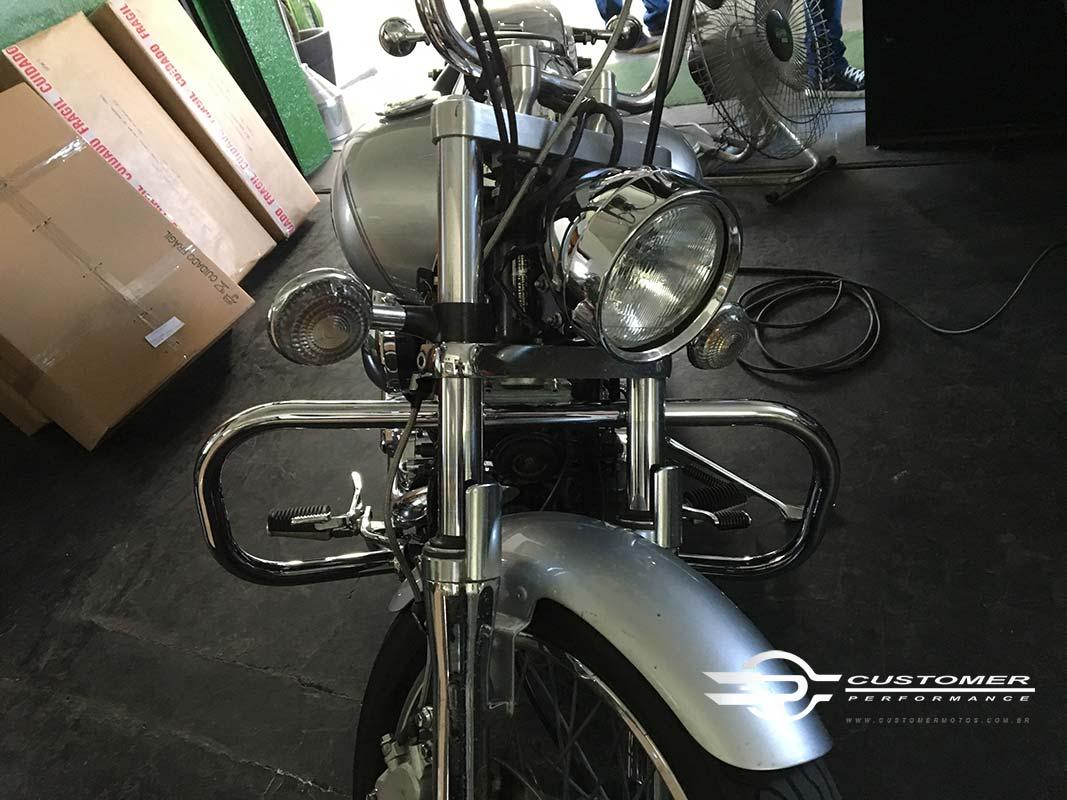 Protetor de Motor Yamaha Drag Star 650 esp - Customer