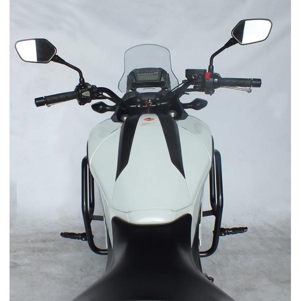 Protetor de Motor e Carenagem c/ Pedaleira para Honda NC700 / 750X - Scam