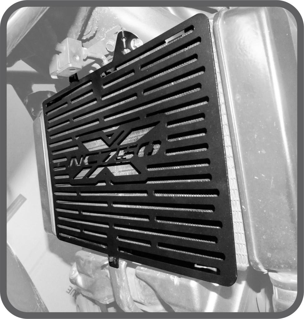 Protetor de Radiador para Honda NC700 / 750X - Scam