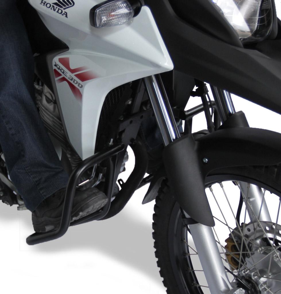 Mata Cachorro c/ Pedaleira para Honda XRE 300 - Scam