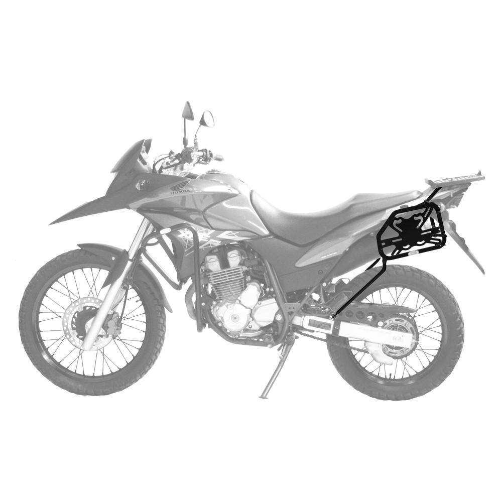 Afastador de Alforje para Honda XRE 300 - Scam