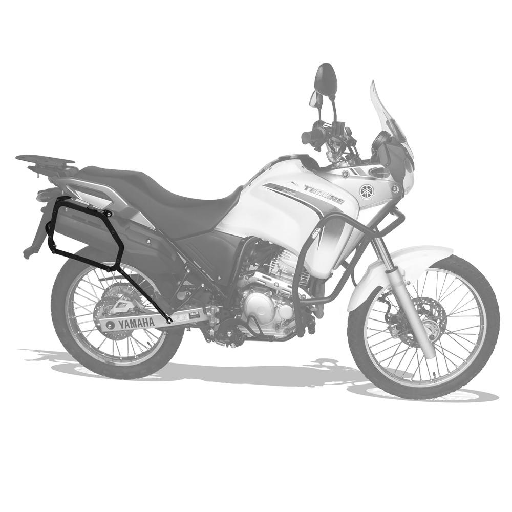 Suporte de Baú Lateral para Yamaha Tenere 250 - Scam