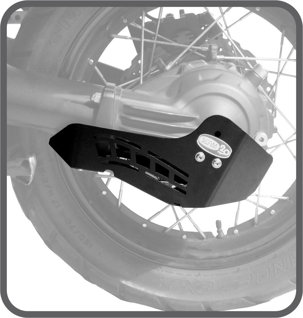 Protetor de Cardan para Yamaha Tenere 1200 - Scam