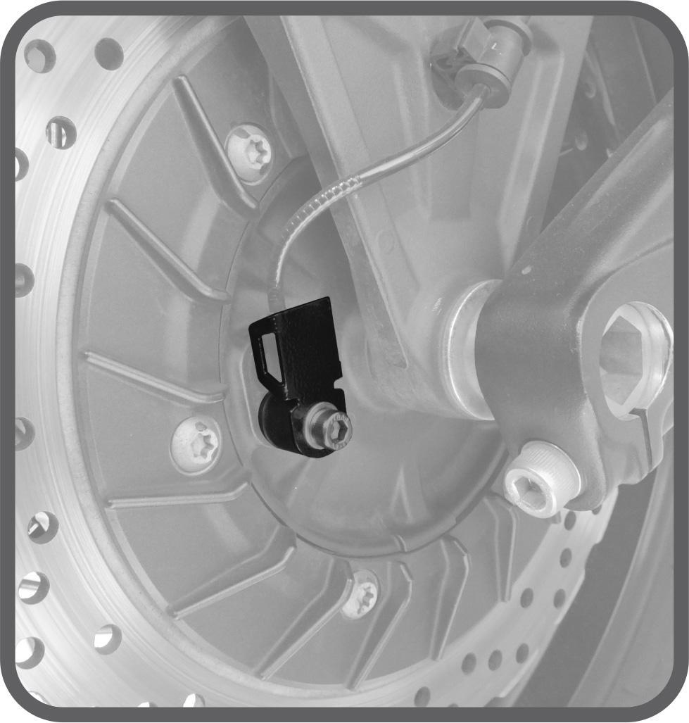 Protetor de Sensor ABS para Yamaha Tenere 1200 - Scam