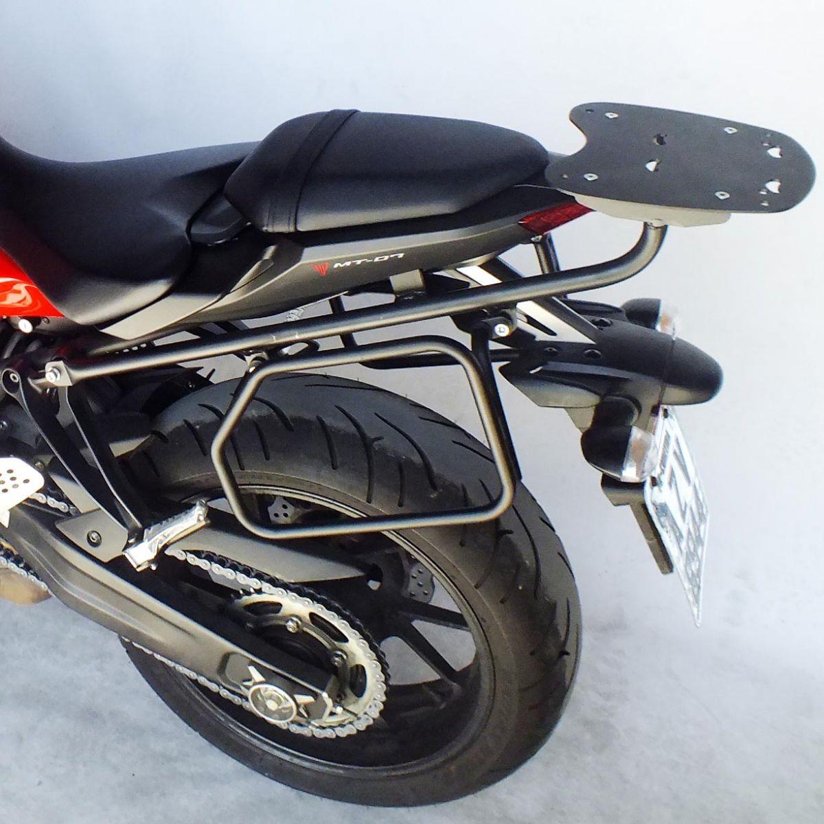 Afastador de Alforje Tubular para Yamaha MT07 2015 em diante - Scam