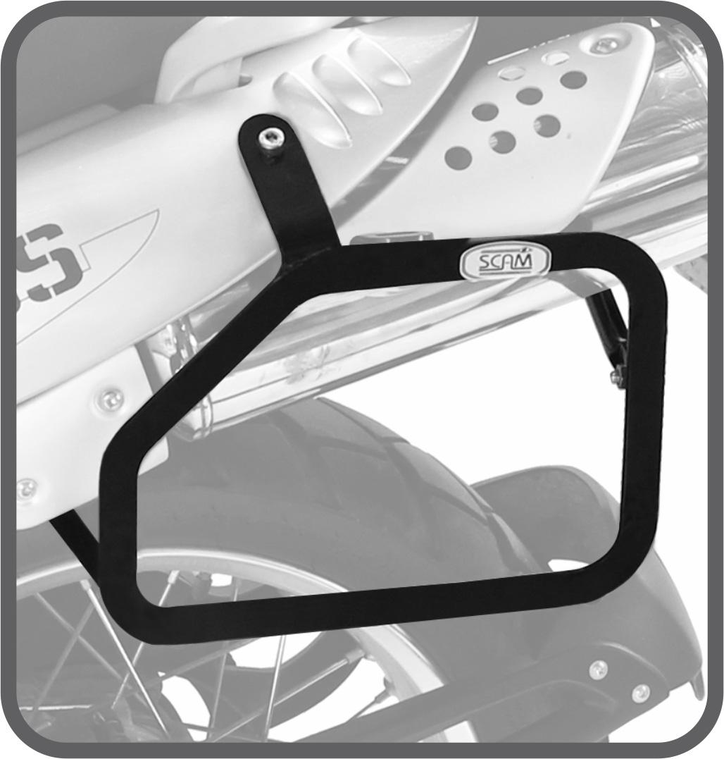 Afastador de Alforje para BMW G650 GS - Scam