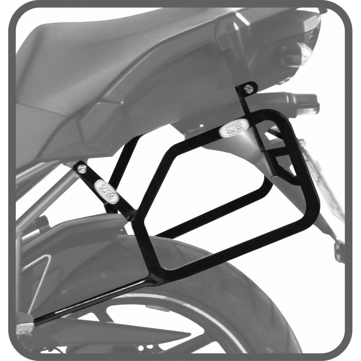 Afastador de Alforje para Kawasaki Versys 1000 até 2014 - Scam