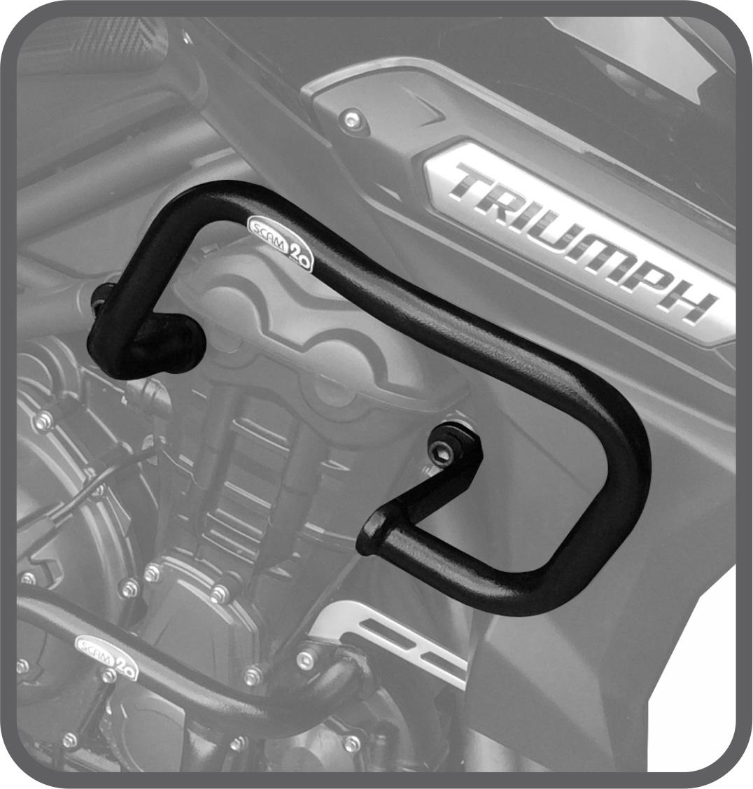 Protetor de Carenagem Triumph Tiger 1200 / 1200XC Explorer - Scam
