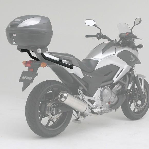 Suporte de Malas Traseiro Monorack 1111FZ Honda NC700X 12 até 14 - Givi