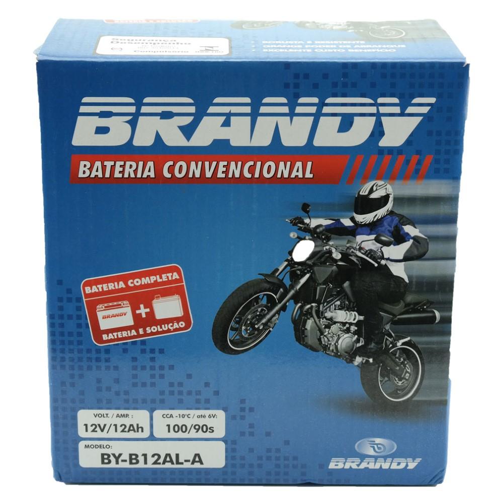 Bateria Brandy BY-B12AL-A Virago 535 / Teneré / BMW F650 GS / G650 GS