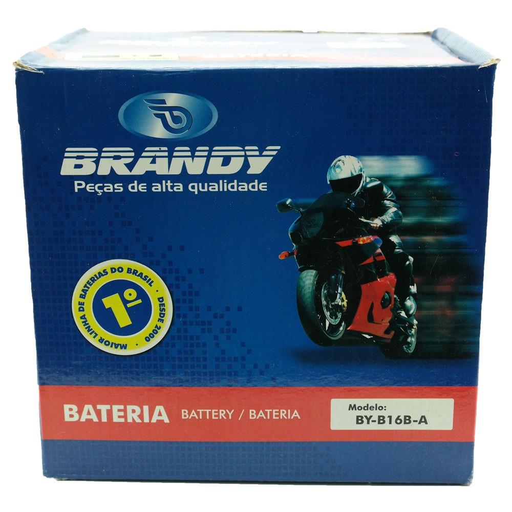 Bateria Brandy BY-B16B-A Harley Davidson / VF1000R / VX800