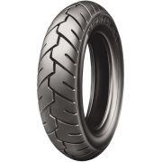 Pneu Michelin 100/90-10 56J S1 Scooter TL/TT - Traseiro