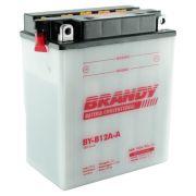 Bateria Brandy BY-B12A-A CB400 / CB450 / AGRALE / Virago 500