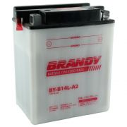 Bateria Brandy BY-B14L-A2 Vulcan 750 / Ninja ZN1000 / Triumph 900