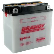 Bateria Brandy BY-B7-A Yes 125 / Intruder 125 / Katana / Kansas 150
