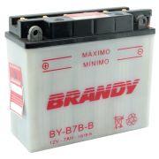Bateria Brandy BY-B7B-B NX150 / STRADA / AERO