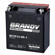 Bateria Brandy BY-TX16-BS1 Intruder 1400 / VL1500
