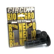 Manopla para Moto Circuit Rio Negro - Preto