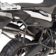 Suporte Bau Lateral Monokey PLR5103 BMW F800GS - Givi
