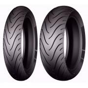 Par Pneu Michelin 110/70-17 + 140/70-17 Pilot Street CB 300 / Ninja / Next / Twister