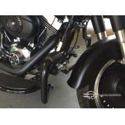 Protetor de Motor Harley Davidson Softail Fat Boy Moustache C/ Apoio de Borracha - Customer