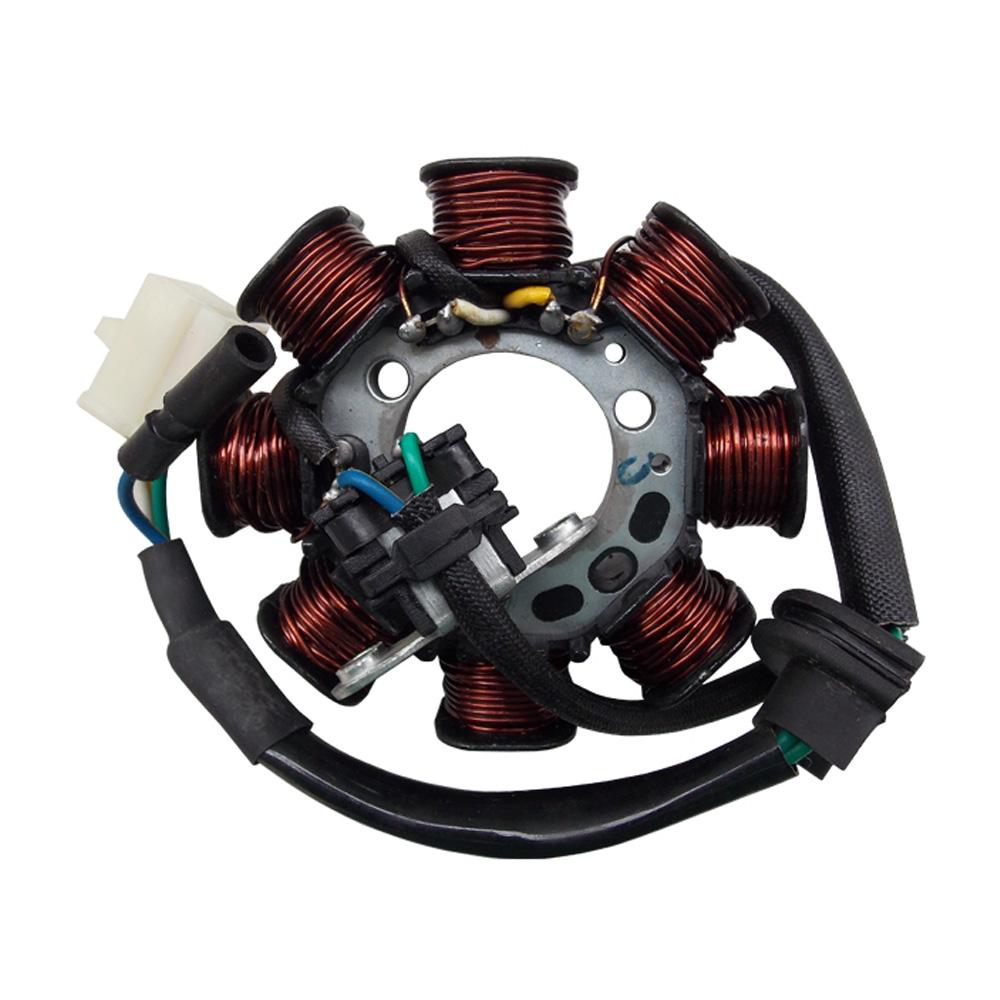 Estator para Yamaha YBR 125 06 - 10 / Factor 125 até 10 - Magnetron