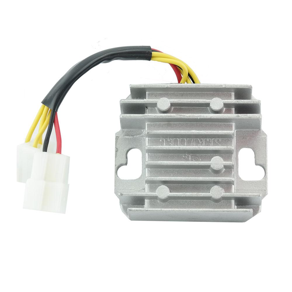 Regulador Retificador Intruder 125/250 En 125 - Servitec