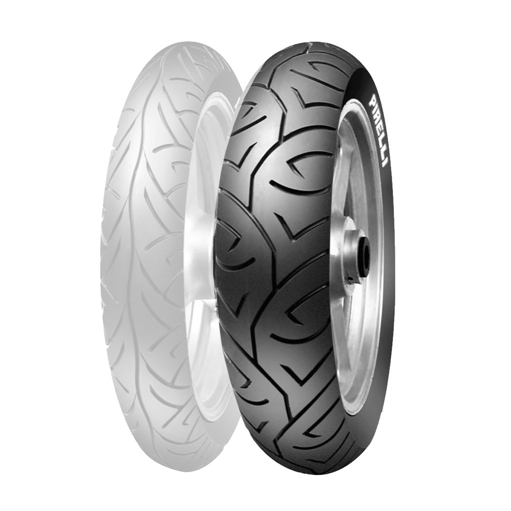 Pneu Pirelli 140/70-17 M/C 67H TL Sport Demon - Traseiro