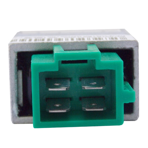 Regulador Voltagem Retificador CG Titan 150 / Fan 2009 / Bros NXR 150 06 a 08 Modelo Original - Servitec