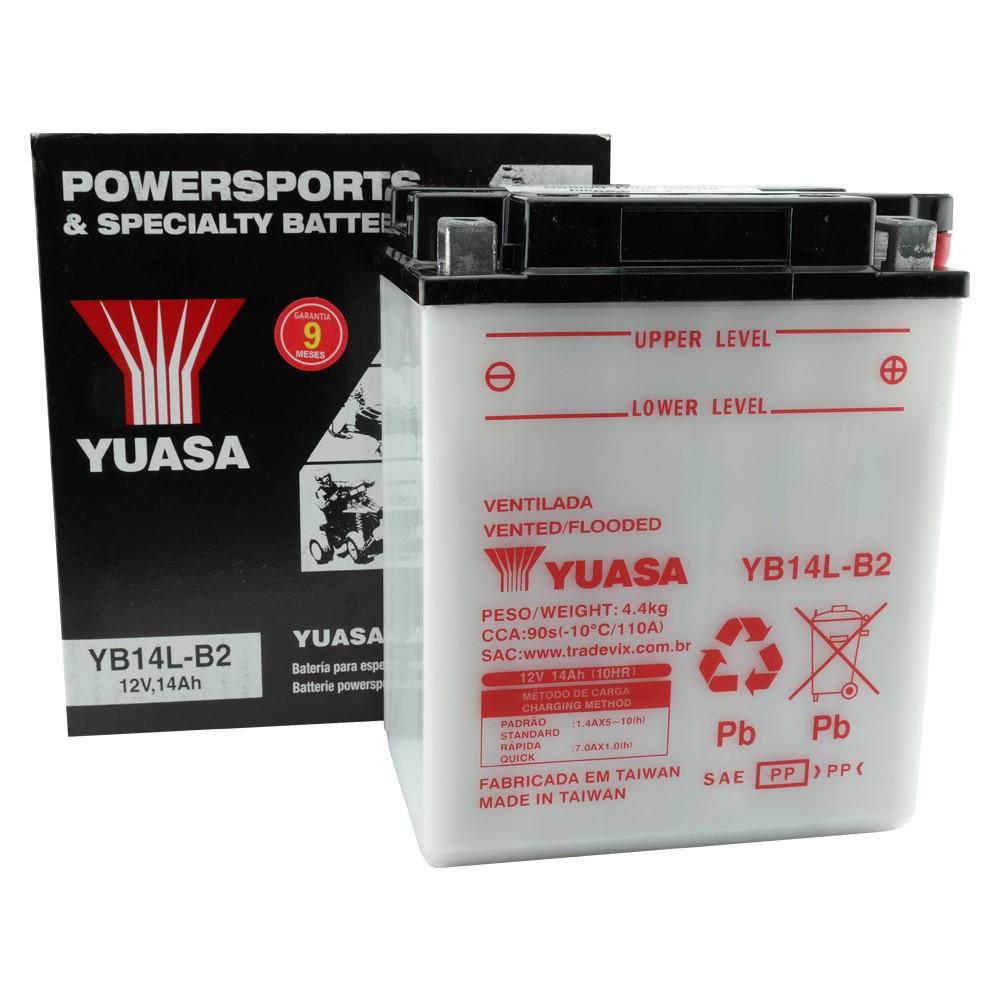 Bateria Yuasa YB14L-B2 CBR 1000 93