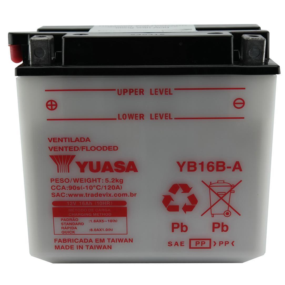 Bateria Yuasa YB16B-A Intruder 800 90/96