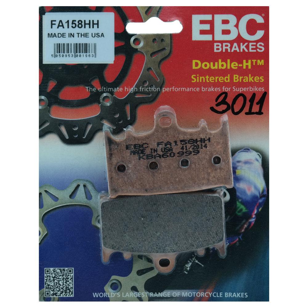 Pastilha de Freio Dianteira FA158HH para Suzuki GSX 1250 Bandit - EBC Brakes