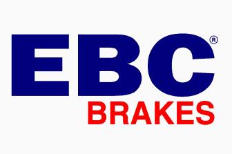 Lona de Freio Traseira Patim H343 Honda Shadow 750 - EBC Brakes
