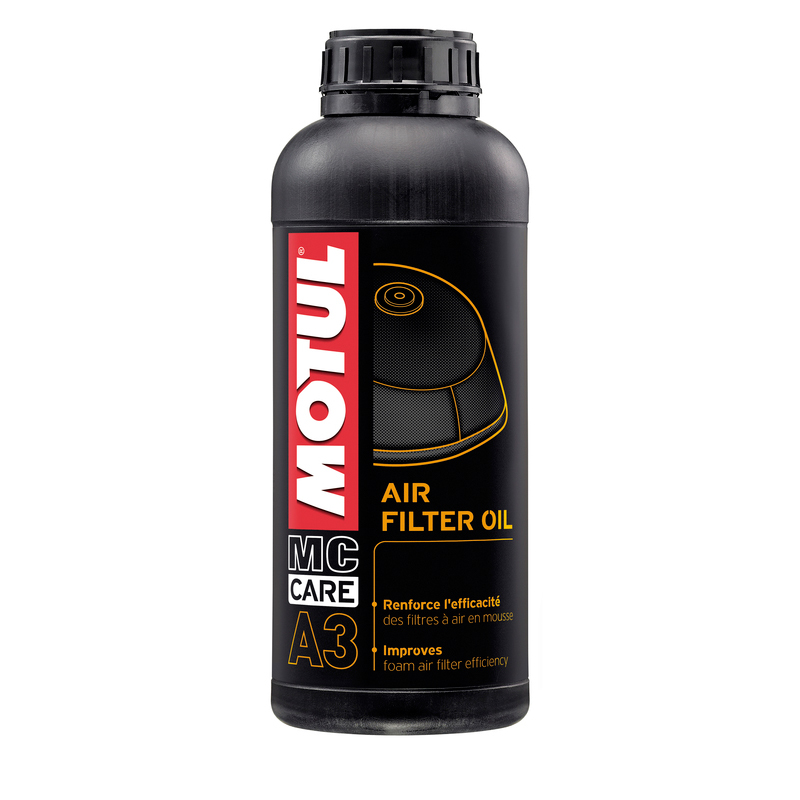 Óleo Motul A3 Air Filter Oil MC Care 1LT