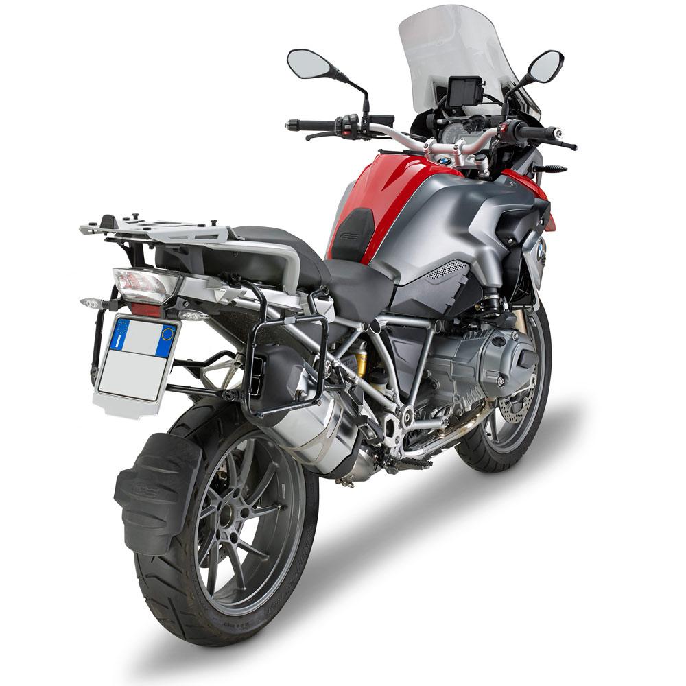 Suporte de Mala Lateral PLR5108 BMW R1200GS / Adventure 2014 - Givi