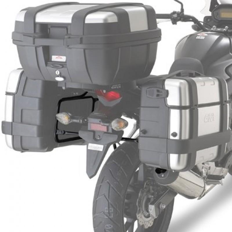Suporte de Mala Lateral PL1121 Honda CB500X 2013 - Givi