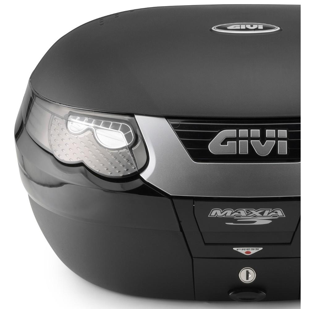 Baú Bauleto Traseiro E55NT New Maxia Tech 55lts - Givi