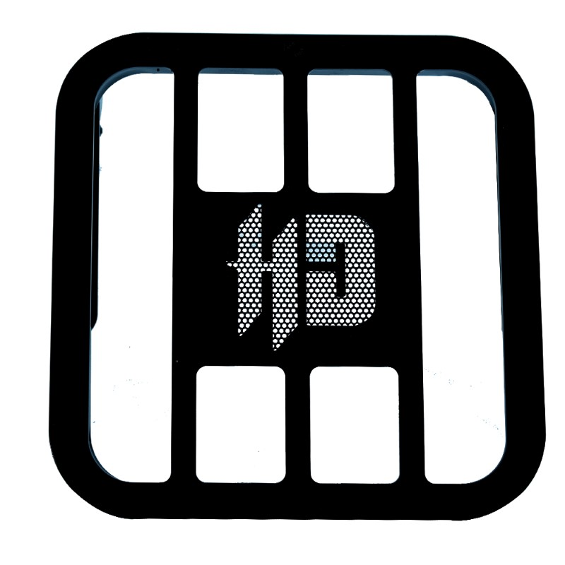 Sissy Bar Tubular Fixo para Harley Davidson Switchback - JJ Custom