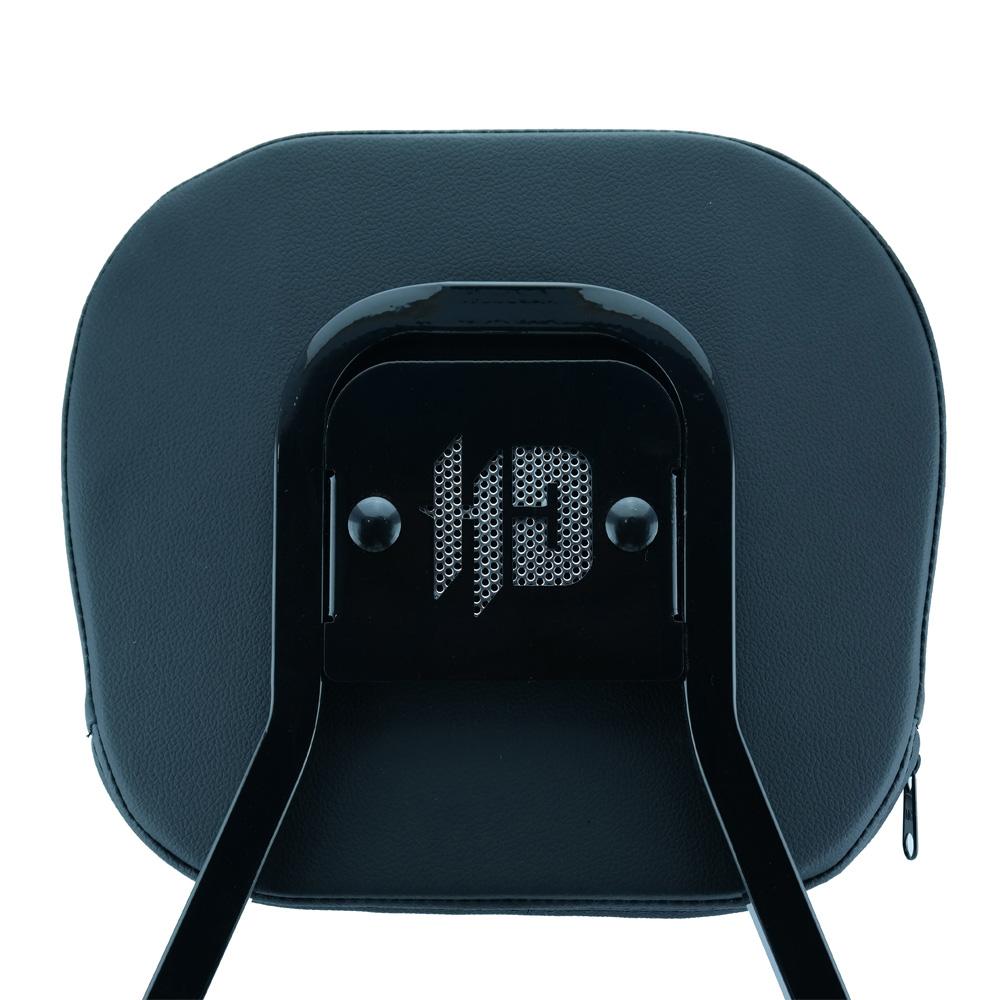 Sissy Bar Tubular Destacável para Harley Davidson 883 / XL 1200 - JJ Custom