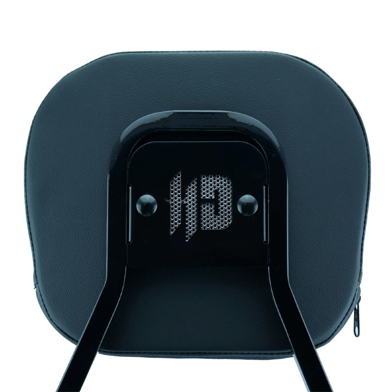 Sissy Bar Tubular Destacável para Harley Davidson Blackline 2012 em diante - JJ Custom