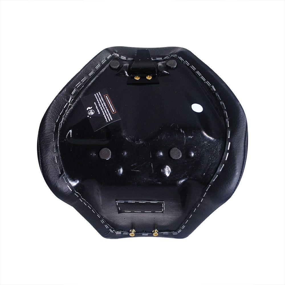 Banco Confort Bi Partido para Yamaha Drag Star 650- Pedrinho Bancos