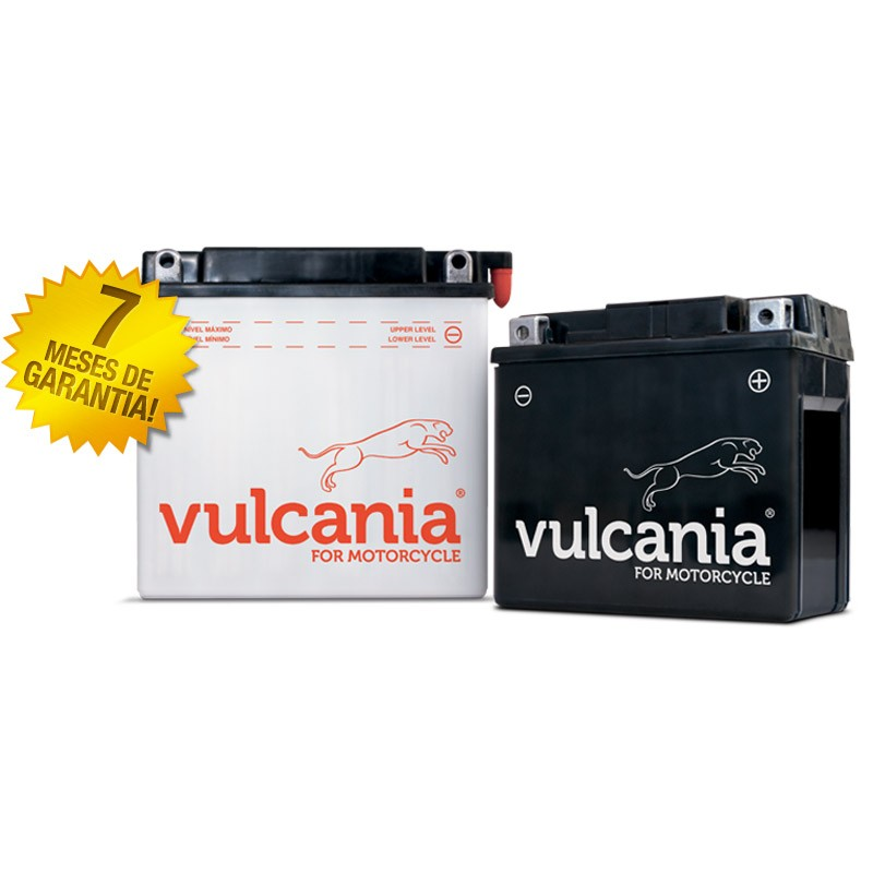 Bateria Moto Vulcania YTX30L-BS Harley Davison Road King Electra Glide