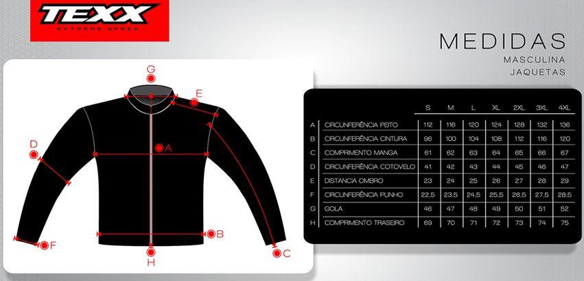 Conjunto Texx Motosky Jaqueta + Calça + Luva Preto 100% Impermeváel